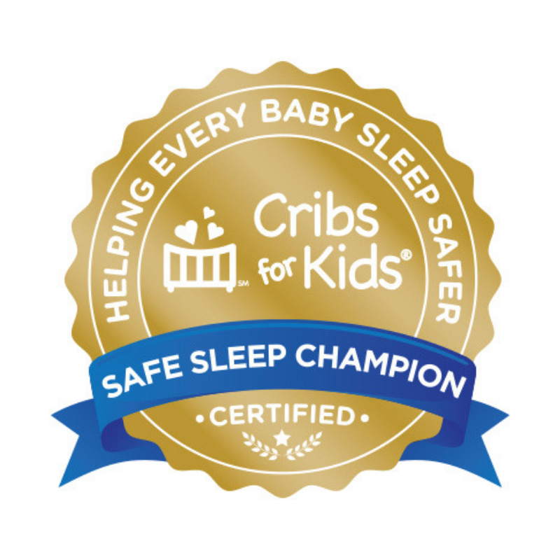 Cribs for Kids Safe Sleep Award