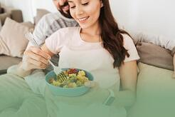 How to stay Healthy and Eat Nutritiously During Pregnancy