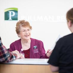 Volunteering at Pullman Regional Hospital: A Gift of Time