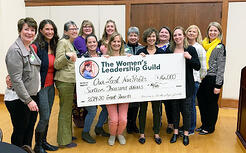 Women's Leadership Guild Now Accepting Grant Applications for $2,000 Grant Awards