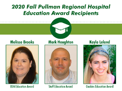 Pullman Regional Hospital Foundation Announces $6,000 in Education Awards