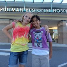 Hannah and Safiya's Story