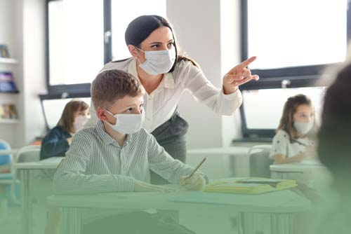 Tips for Returning to School Safely During the COVID-19 Pandemic