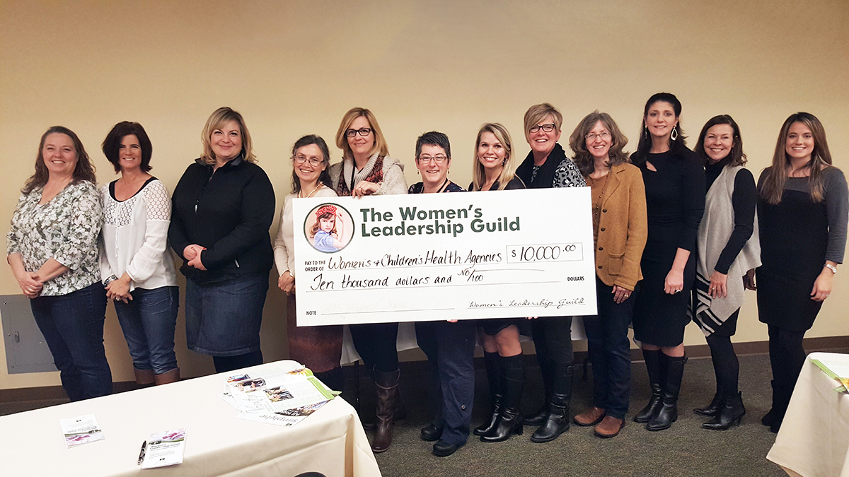 Women's Leadership Guild Gives Away $20,000