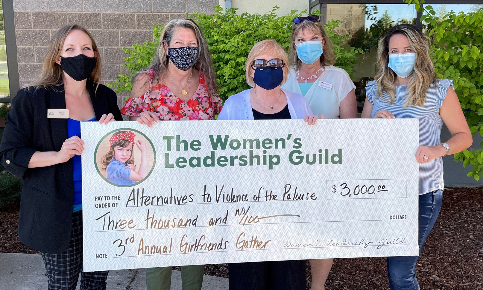 Donations From Women's Leadership Guild Event Awarded to Local Non-Profit
