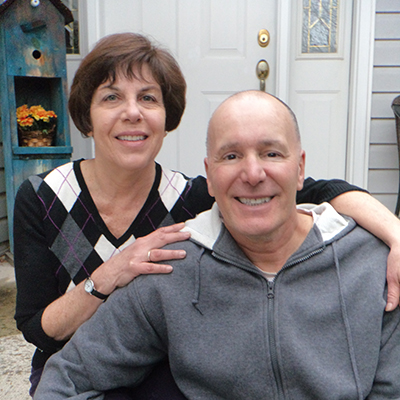 Dr. Caggiano and Karen's Story
