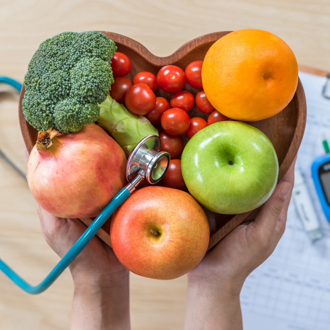 Nutrition Advice: Watch Your Portions and Beware of Fad Diets